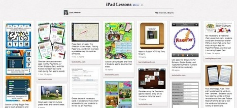 Apps in Education: Jackpot: iPad Lessons | Edupads | Scoop.it