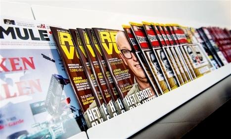 Onder Mediadoctoren: waarom digitale tijdschriften papier niet vervangen | ThePostOnline | Snelnieuws | Scoop.it