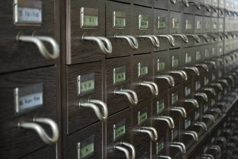Un nouveau site pour comprendre la transition bibliographique et le RDA | Veille et bibliographie | Scoop.it