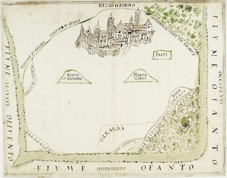 ASTER BASILICATAE. Per un Atlante Storico Territoriale della Basilicata | Généal'italie | Scoop.it