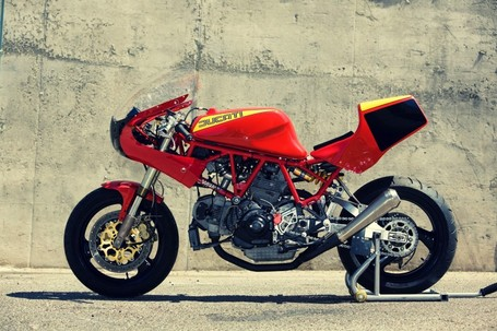 Ducati 900TT by Rad Ducati | Silodrome | Desmopro News | Scoop.it
