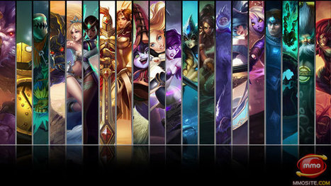LoL S4 Preseason: Introduction to Support Changes - MMORPG News | League of Legends | Scoop.it