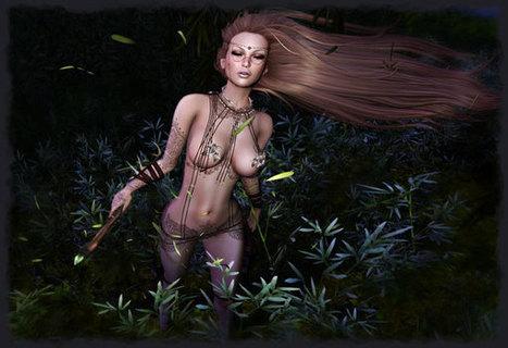 In The Darkest times | 亗  Second Life Fashion Addict  亗 | Scoop.it