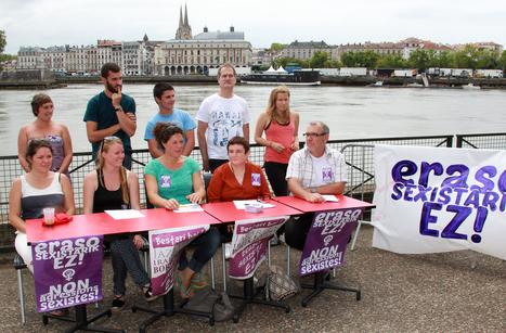 Pour des Fêtes de Bayonne anti-sexistes | BABinfo Pays Basque | Scoop.it