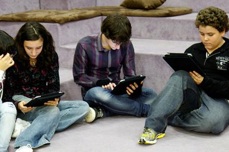 Los niños menores de 13 años ya son mayormente lectores digitales en los EE.UU. | Libro electrónico | Scoop.it