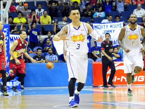 PBA: Texters stay unbeaten with win over Beermen | Philippine Basketball Association at its finest | Scoop.it