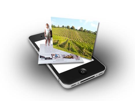 La réalité augmentée débarque dans le monde du vin - WBNews   Nouveaux horizons et innovation   Scoop.it