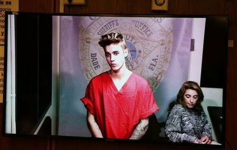 Justin Bieber da positivo en marihuana y ansiolíticos | Música | Scoop.it