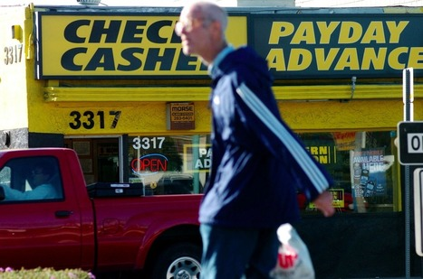 'We've got 'em on the run': Texas cities work to rein in payday loans | Payday Lending | Scoop.it