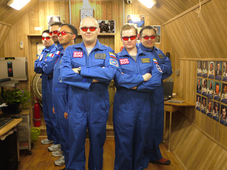 Cosmic Log - Europe and Russia aim for Mars | Planets, Stars, rockets and Space | Scoop.it