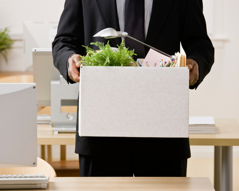 Been Fired or Laid Off? Seven Destructive Responses To Avoid | LIS Career Information Resource | Scoop.it