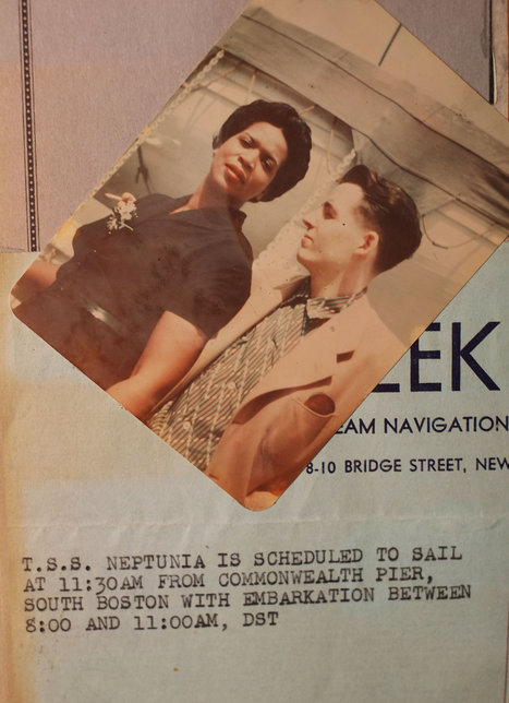 A Black Nurse, a German Soldier and an Unlikely WWII Romance | Mixed American Life | Scoop.it