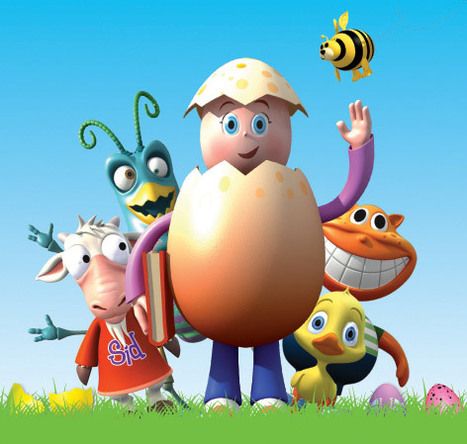 Reading Eggs Spelling App for Grades 1-6 | Educational Apps & Tools | Scoop.it