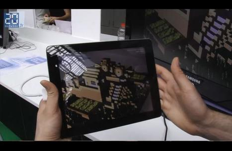 VIDEO. Vidéo: La réalité augmentée dans la poche - 20minutes.fr   CyberNews - Games   Scoop.it