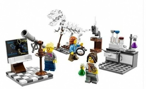 Lego lance un kit de femmes scientifiques ! - Business O Féminin   Journée de la Femme   Scoop.it