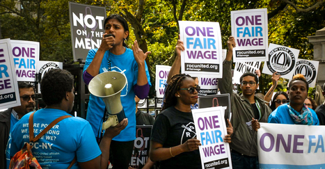Restaurant Workers Unite For 'One Fair Wage' | Stories of Ashoka Fellows | Scoop.it