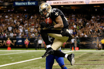 Kenny Stills gifts fantasy owners with two touchdowns   Fantasy Football   Scoop.it