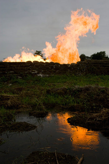 Shell's Environmental Devastation in Nigeria | Niger Delta region of Nigeria. | Scoop.it
