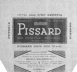 La Pissarderie: Sallanches et la chocolaterie | Généalogie | Scoop.it