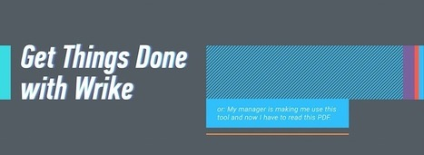 """Download """"Get Things Done with Wrike"""" (ebook) 