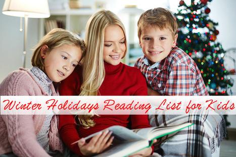 Winter Holidays Reading List for Kids   Cool School Ideas   Scoop.it