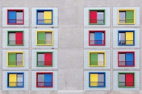 Hypnotic Architectural Photography by Eric Dufour   El Mundo del Diseño Gráfico   Scoop.it