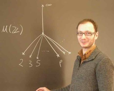 Portrait de mathématicien en jeune homme | Mathoscoopie | Scoop.it