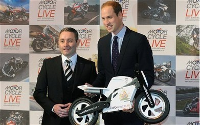 Ducati of Cambridge: Prince William tries out superbikes - Telegraph | Ductalk Ducati News | Scoop.it