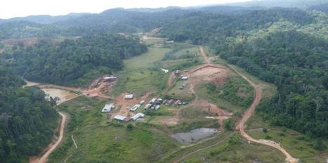 Auplata, St-Elie : Avis favorable de l'enquête publique   Site d'information généraliste et politique en Guyane ⎢Guyaweb   Guyane : alertes mine d'or Nationale   Scoop.it