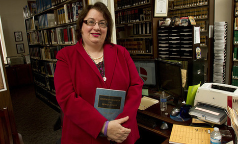 Laureen Kelly - Albany GA Law Librarian Tries to Help People Who Can't Get Lawyers - Daily Report | Library Collaboration | Scoop.it
