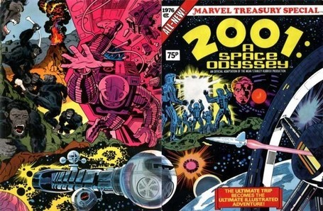 (via On Jack Kirby's 2001: A Space Odyssey |... | Jack Kirby | Scoop.it