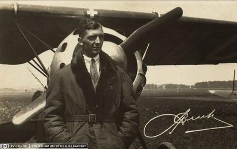 Une vie au temps des pionniers de l'aviation | General Aviation | Scoop.it