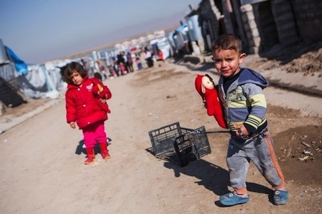 As Polio Spreads to Iraq , UNICEF & WHO Aim to Immunize 20 Million Children - UNICEF USA Blog | Global Health | Scoop.it