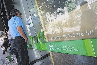 Portugal com desemprego nos 14,8% tem a terceira taxa mais elevada da UE - JN | As memorias de .... | Scoop.it