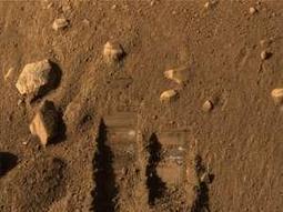 Bakterier kan overleve i støvet på Mars   datalogning   Scoop.it