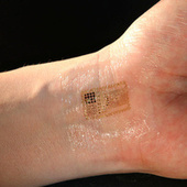 Temporary tattoos could make electronic telepathy and telekinesis possible | Feed | Scoop.it