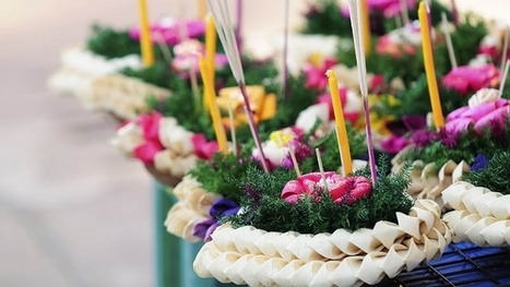 WHAT IS LOY KRATHONG AND WHERE YOU SHOULD CELEBRATE IT? | Asia Travel Tips | Scoop.it