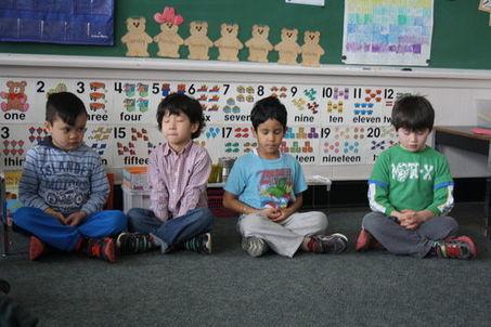 La méditation comme outil pédagogique | Enseigner, former, éduquer | Scoop.it