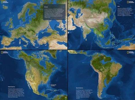 If all the Ice melted: National Geographic's Interactive map on Rising Seas | Geography Education | Scoop.it