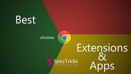 25 Best Chrome Extensions and Apps | Apps, Softwares y Web 2.0 | Scoop.it