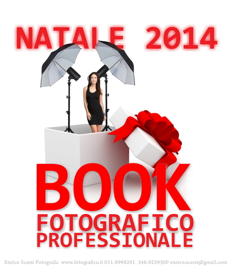Regalo di Natale un BOOK fotografico Professionale | Book Fotografico Professionale Torino | Scoop.it