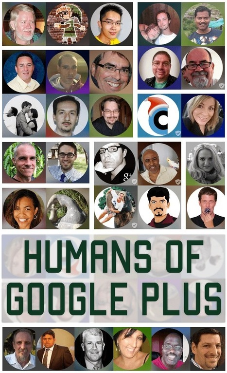 What Is Google Plus? What Do 'Humans Of Google+' Think About It? | GooglePlus Expertise | Scoop.it