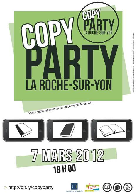 Mercredi c'est Copy Party ! | net neutralité | Scoop.it