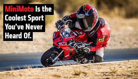 MiniMoto Is The Coolest Sport You've Never Heard Of. - RideApart | Motorcycle Riding | Scoop.it