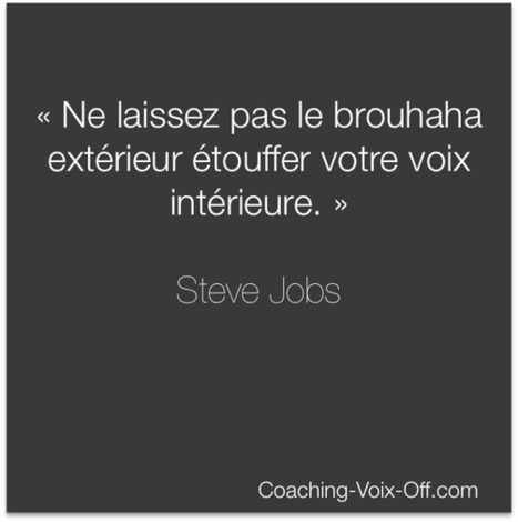 Steve Jobs | Citations | Scoop.it