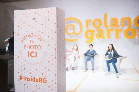 RGLAB - Roland Garros | Le Social Check-in Evénementiel | Scoop.it