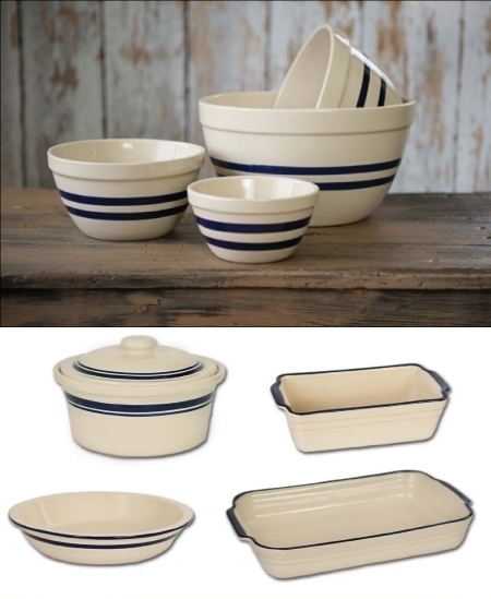Kitchenware from Ohio Stoneware - Made in the U.S.A. | Anchors Sales Company - Portfolio | Scoop.it