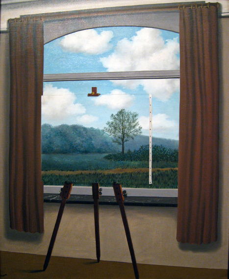 Magritte et les fenêtres… | Avis Serplaste | Scoop.it