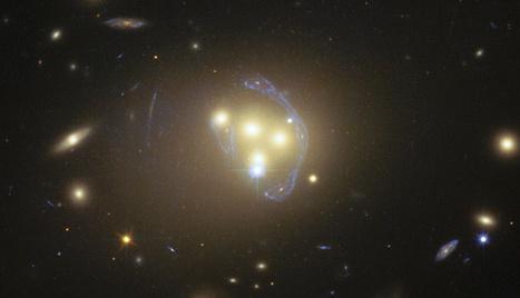 Un soupçon d'interaction pour la matière noire | Merveilles - Marvels | Scoop.it
