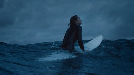 Volvo Really Takes the Plunge in Powerful Ad That Leaves the Car on Shore   motion   Scoop.it